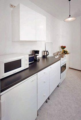 Berlin Schönhauser Allee Studios Beispiel Küche
