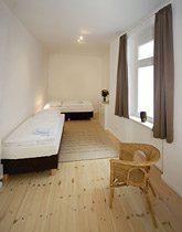 Apartment Berlin Mitte Schlafzimmer