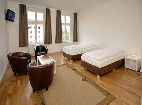 Ferienwohnung Berlin mit WLAN