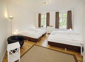 Apartment Berlin Prenzlauer Berg Schlafzimmer