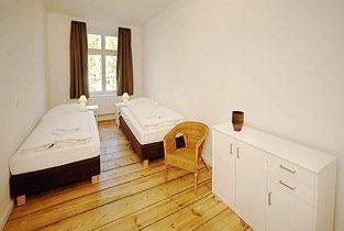Berlin Apartment Schlafzimmer
