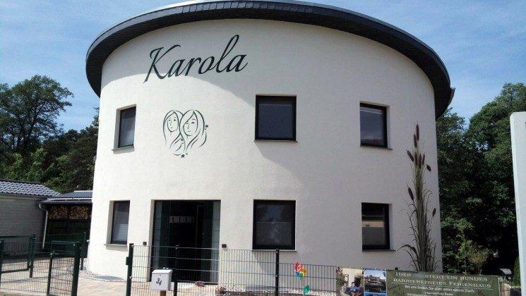 Ferienhaus Karola Am Kleinen Glubigsee Ref. 201202-1
