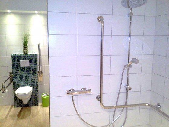 Ferienhaus Karola Am Kleinen Glubigsee Badezimmer Ref. 201202-1