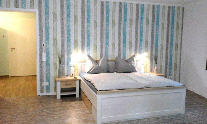 Ferienhaus Karola Am Kleinen Glubigsee Schlafzimmer 3 Ref. 201202-1
