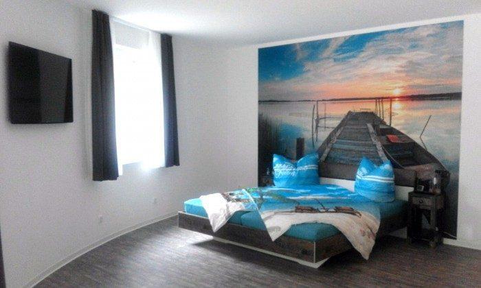 Ferienhaus Karola Am Kleinen Glubigsee Schlafzimmer 4 Ref. 201202-1