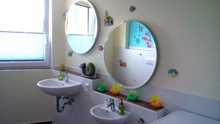 Ferienhaus Karola Am Kleinen Glubigsee Badezimmer Kinder Ref. 201202-1