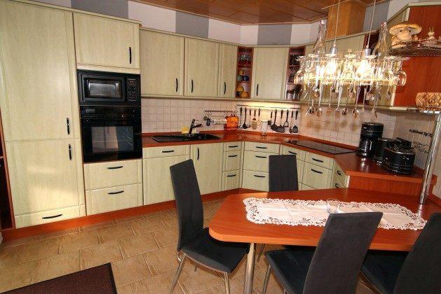 Ferienhaus Kathrin Am Kleinen Glubigsee Küche Ref. 201202-2