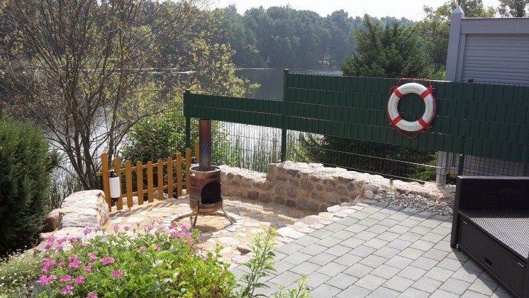 Ferienhaus Kathrin Am Kleinen Glubigsee Garten Ref. 201202-2
