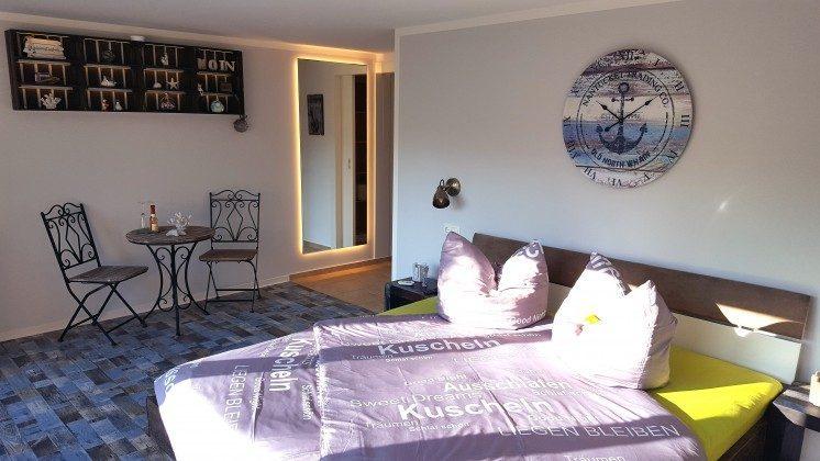 Ferienhaus Kathrin Am Kleinen Glubigsee Schlafzimmer 1Ref. 201202-2