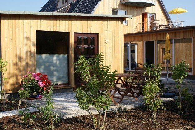 Ferienwohnung Fischland-Darß-Zingst mit Garten