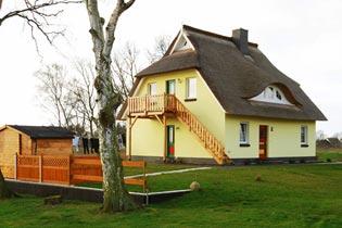 Bild 3 - Ostsee Ferienwohnung Jagdhaus Wieck auf Darß - Objekt 20574-1