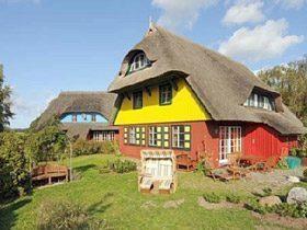 Ferienhaus Fischland-Dar�-Zingst mit Badeurlaub-Möglichkeit
