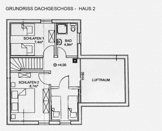 """Bild 11 - Harzblockhaus - Exklusiv """"Haus Hugin"""" - Objekt 152021-3"""