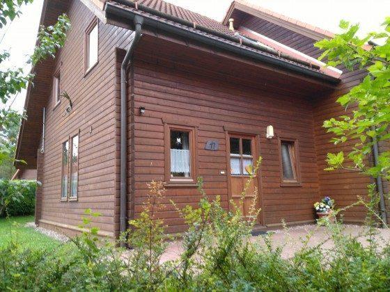 Ferienhaus Harz mit Sauna