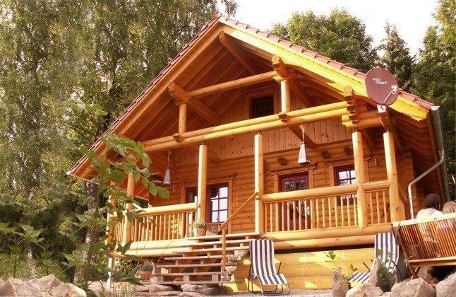 Ferienhaus Harz mit Garten