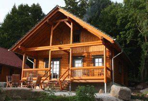 Ferienhaus Harz mit Kamin