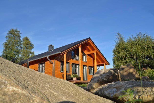 Ferienhaus Harz mit nahegelegener Tennisanlage