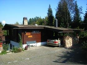 Bild 3 - Harz Bad Lauterberg Ferienwohnungen im Haus Rom... - Objekt 12563-1