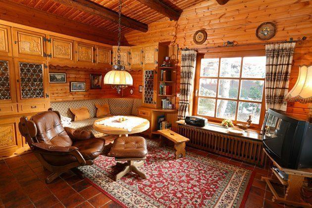 Bild 3 - Harz Bad Lauterberg Ferienblockhaus Schneider R... - Objekt 1910-1