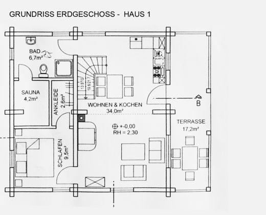 """Bild 4 - Harzblockhaus - Exklusiv """"Haus Munin"""" - Objekt 152021-2"""