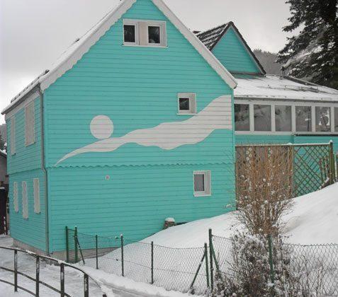 """Bild 2 -  """"Haus am Berg-Flüsschen"""" - Objekt 98907-1"""