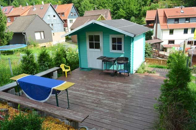 """Bild 5 -  """"Haus am Berg-Flüsschen"""" - Objekt 98907-1"""