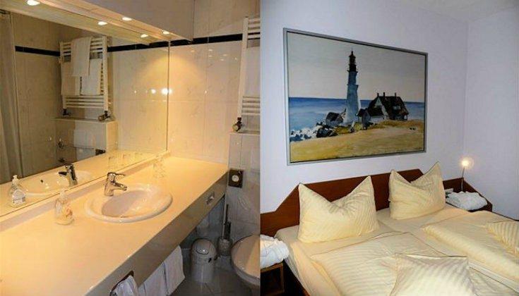 Ferienwohnung 101,  4 Personen, 2 Zimmer
