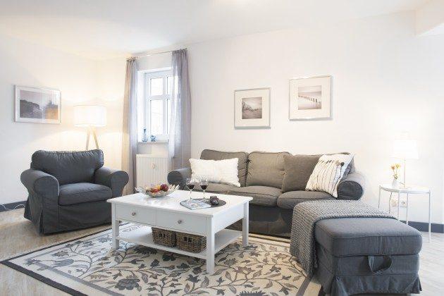 Wohnbereich Ferienwohnung 105 Juist Turm - Ferienwohnung REF: 50957