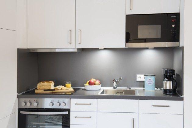 Küchenzeile 105 Juist Turm - Ferienwohnung REF: 50957