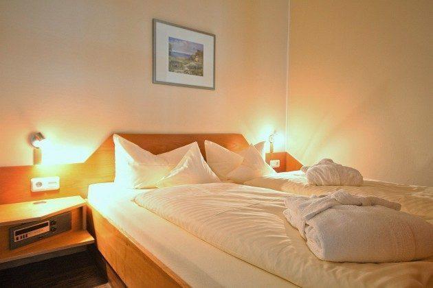 Ferienwohnung Juist - Doppelbett