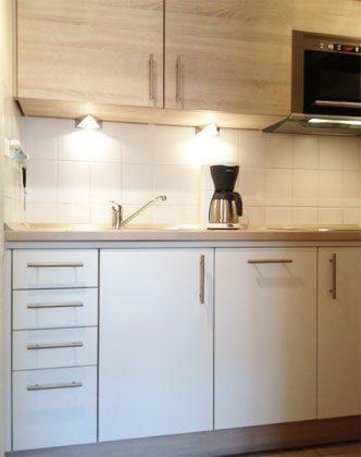 Küchenzeile Inselresidenz Strandburg REF: 50965