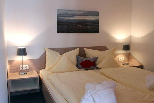 Schlafbereich Inselresidenz Strandburg REF: 50965