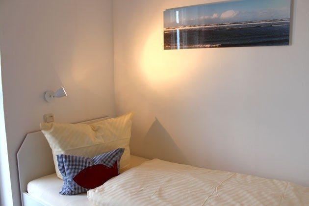 Einzelschlafzimmer Inselresidenz Strandburg REF: 50965