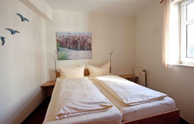 Ferienwohnung Juist- Schlafzimmer 2 50966
