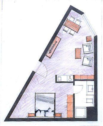 Ap. 208 - Grundriss