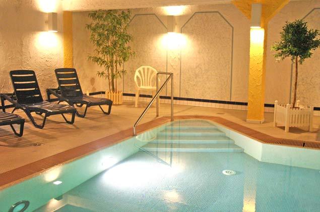 Schwimmbad Wohnung 210 Inselresidenz Strandburg
