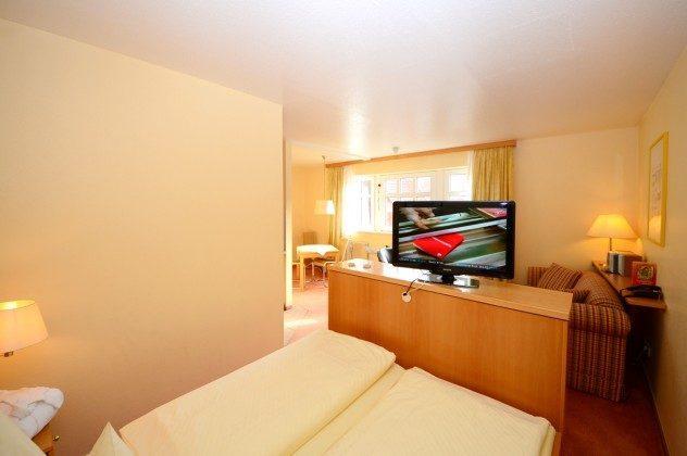 Juist Apartment 210 Schlafbereich  Inselresidenz Strandburg RE... - Objekt 50967-2