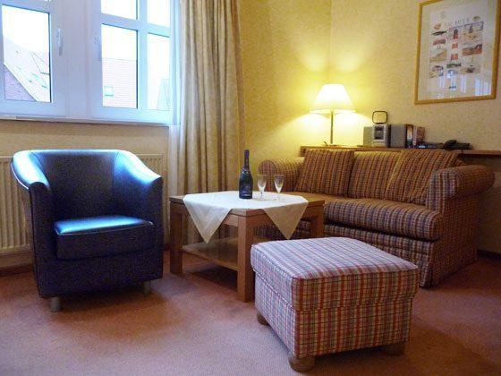 Juist Apartment 210 Wohnbereich  Inselresidenz Strandburg RE... - Objekt 50967-2
