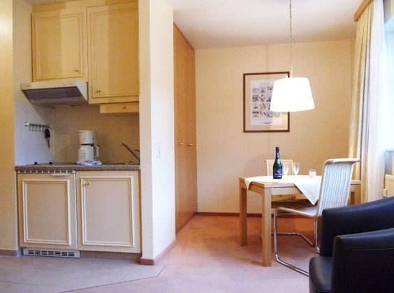 Juist Apartment 210 Küche - Objekt 50967-2