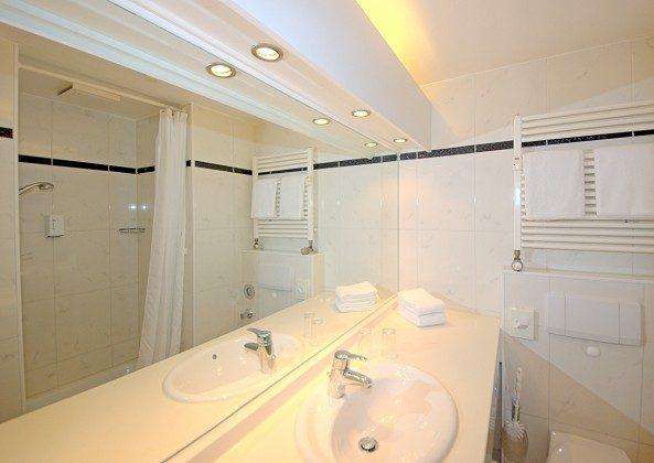 Juist Apartment 210 Badezimmer  Inselresidenz Strandburg RE... - Objekt 50967-2