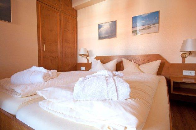Apartment Juist - Schlafbereich REF: 50969