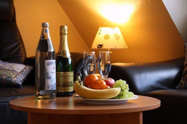 Apartment Juist - Wohnbereich REF: 50969