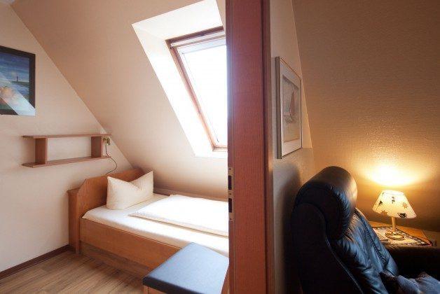 Apartment Juist - Einzelschlafzimmer REF: 50969