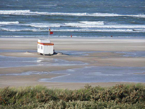 Strand  Juist Strandburg REF: 50971