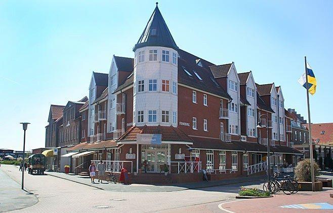 Aussen Strandburg Juist Ferienapartment REF: 50974