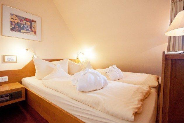 Doppelbett Juist Apartment 310 Strandburg REF: 50977