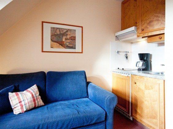 Wohnbereich Juist Apartment 310 Strandburg REF: 50977