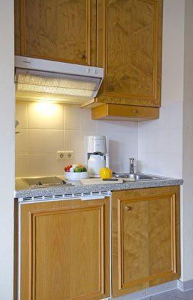Küche  Inselresidenz Juist App. 202 Strandburg