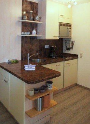 Küche  Ferienwohnung Juist-Ref 52044