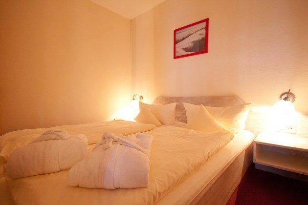räumlich getrennter Schlafbereich  Ferienwohnung Juist-Ref 52044